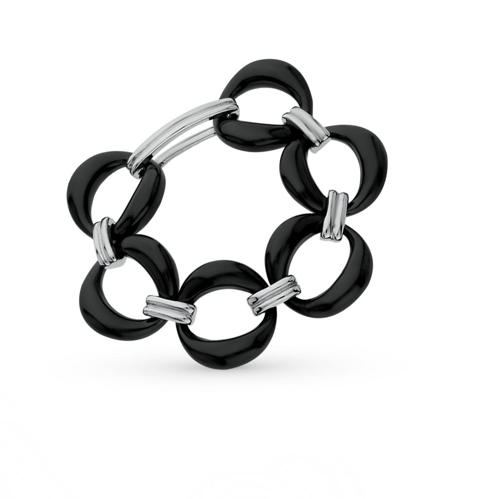 Фото «кольцо из серебра и керамики»