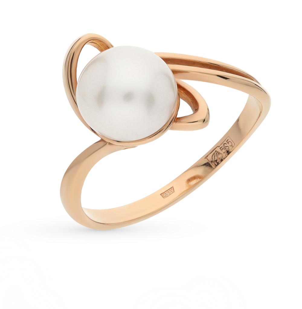 Фото «золото кольцо с жемчугом»