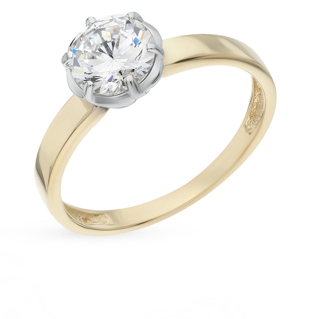 купить серьги кольца белое золото